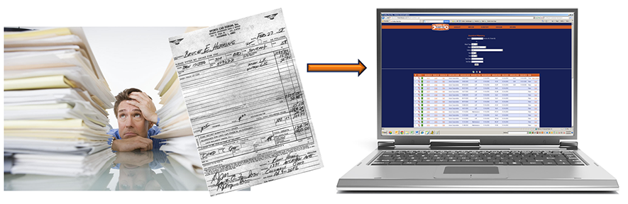 Frustrated with paper invoices? Easily track invoice history with the Plus Portal!